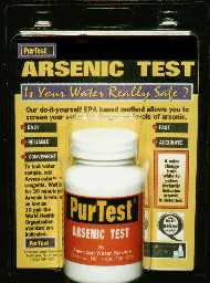 1 test kit for Arsenic - Product Image