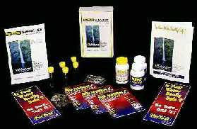 5 Tests for 8 Contaminants - Product Image